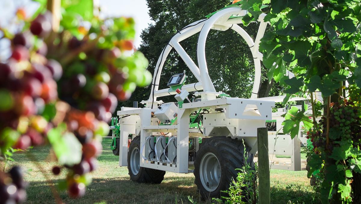 Annulation d mo robots agricoles autonomes 17 octobre - Chambre d agriculture 66 ...